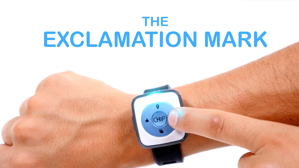 SmartBand Tutorial #5: The Exclamation Mark