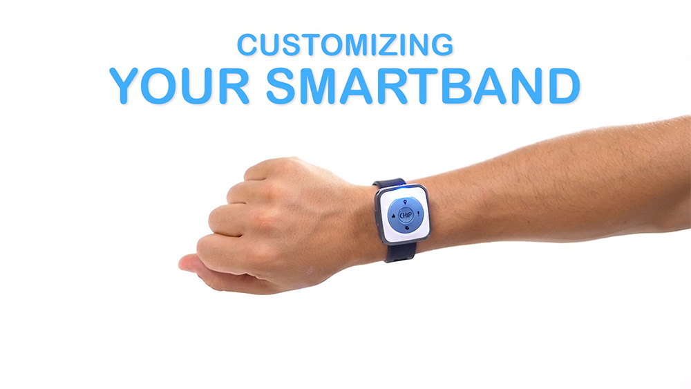 SmartBand Tutorial #7: Customizing your SmartBand