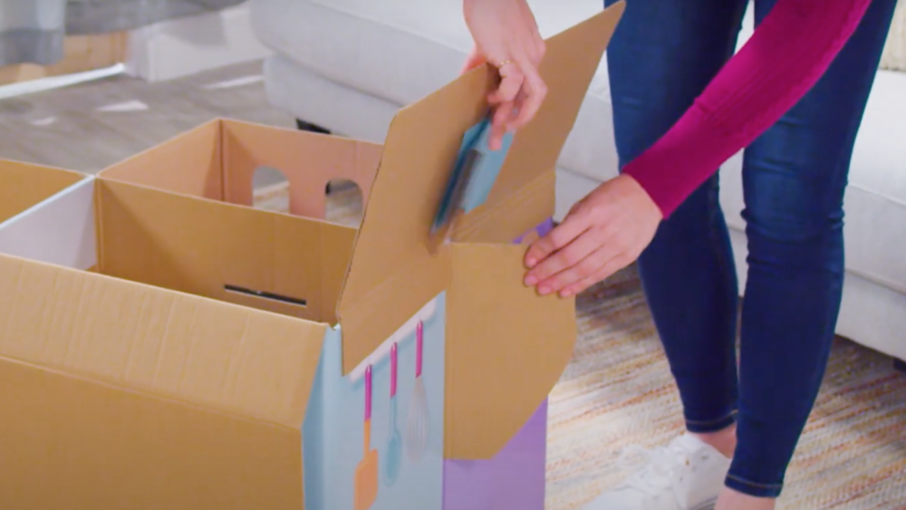 How-To Assemble Your Pop2Play 2-In-1 Kitchen Nursery