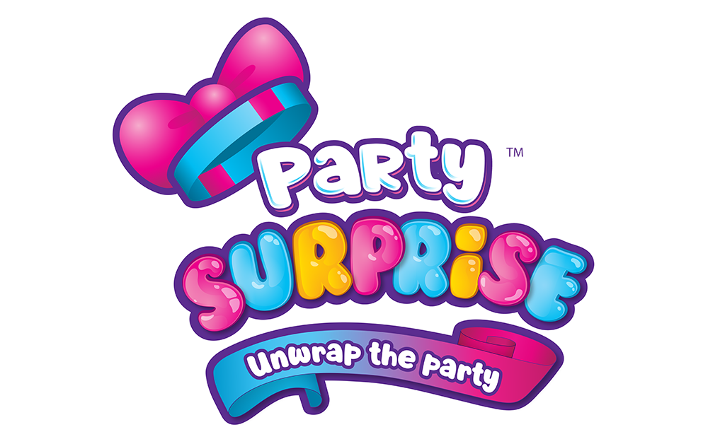 Party Surprise Logo